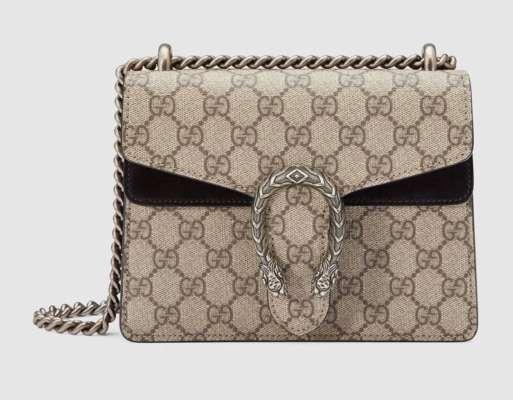 Gucci продал виртуальную сумку из своей коллекции дороже, чем её осязаемую версию