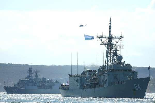 Россия вывела в Черное море все корабли Черноморского флота — Минобороны