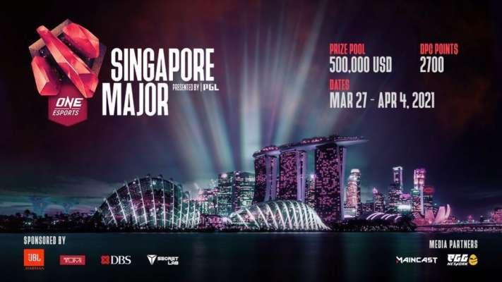 ОФІЦІЙНО. Перший мейджор з Dota 2 відбудеться в Сінгапурі