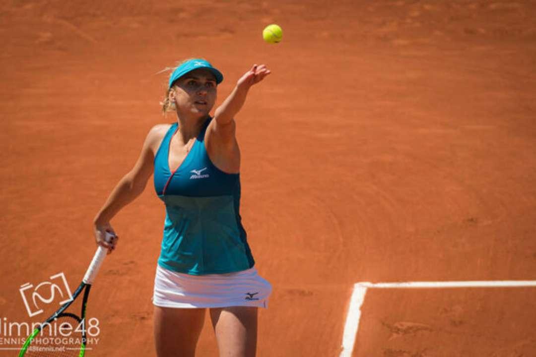 Людмила Киченок проиграла на старте соревнований в Мадриде