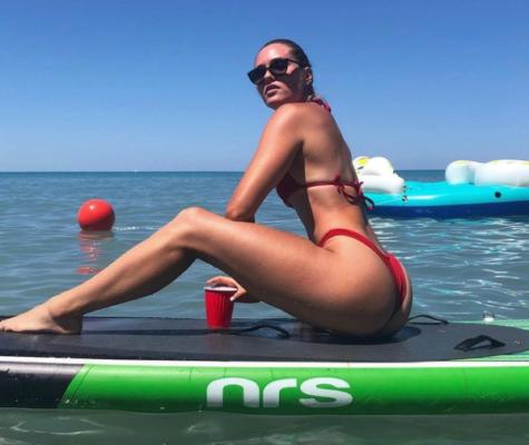 Известная спортсменка ушла с легкоатлетки в порно