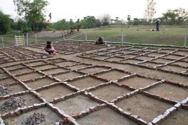 В Индии археологи нашли заброшенный город, которому более 4000 лет
