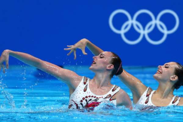 Урожайний день. Марта Федина та Анастасія Савчук виграли бронзу в артистичному плаванні