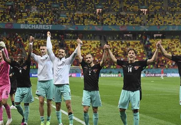 Австрия обыграла Северную Македонии и возглавила группу Украины