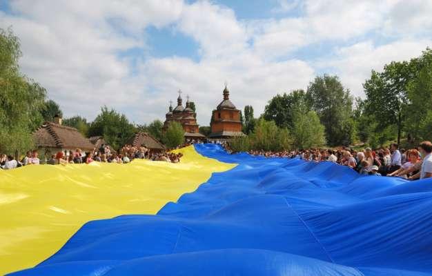 Гражданством Украины гордятся более 70% людей — опрос