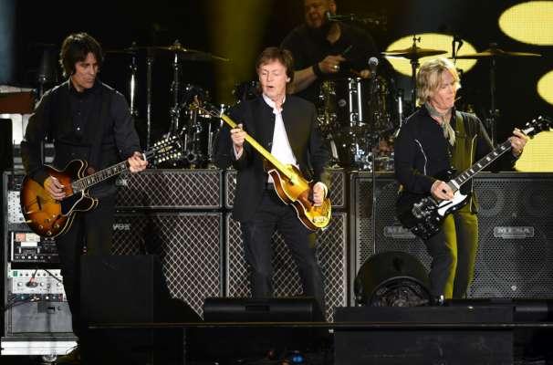 Пол Маккартни обвинил Джона Леннона в развале Beatles