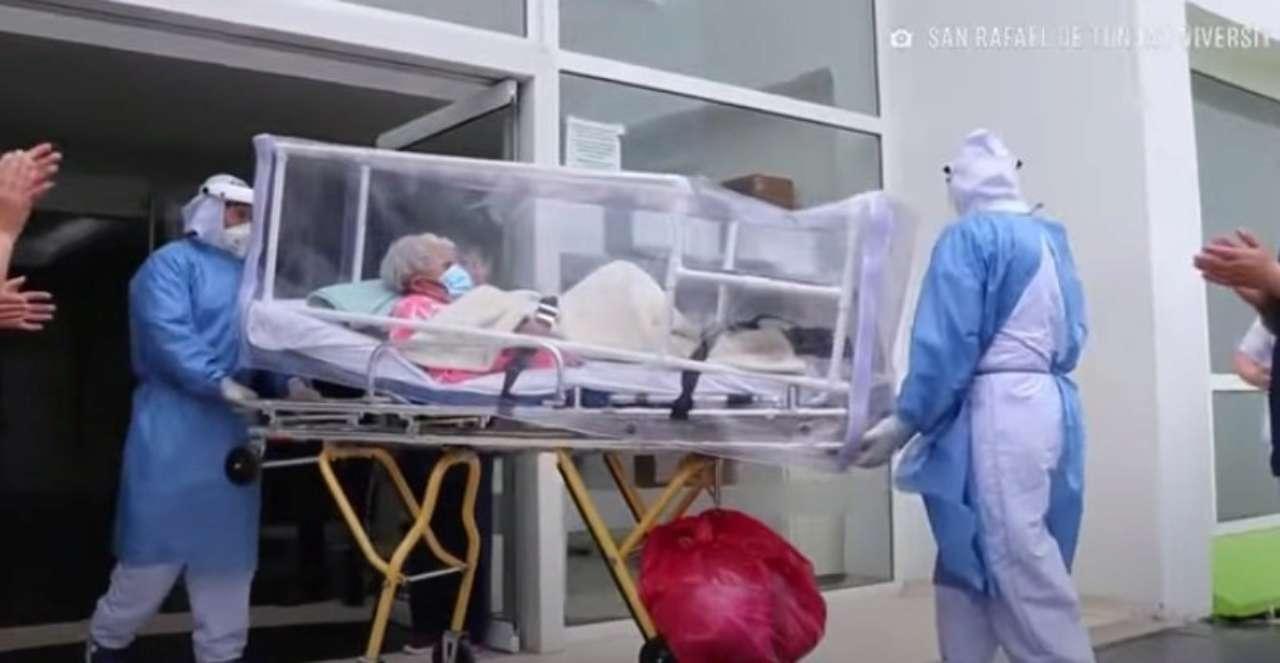 104-річна жителька Колумбії вдруге одужала від коронавірусу
