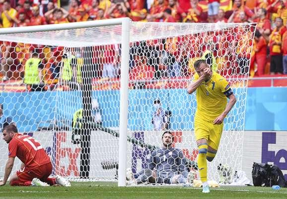 Ярмоленко вошел в сборную группового этапа в Fantasy на сайте УЕФА