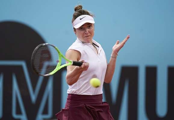 Свитолина узнала, с кем может сыграть во втором раунде турнира в Риме