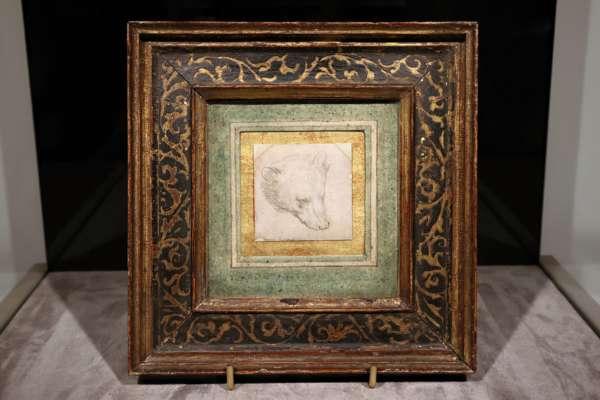 Начерк Леонардо да Вінчі продали на аукціоні за $ 12,2 млн
