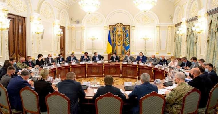 """СНБО ввел санкции против """"воров в законе"""""""