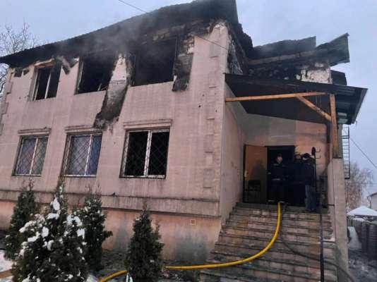 При пожежі в Харкові загинули 15 осіб: названа причина