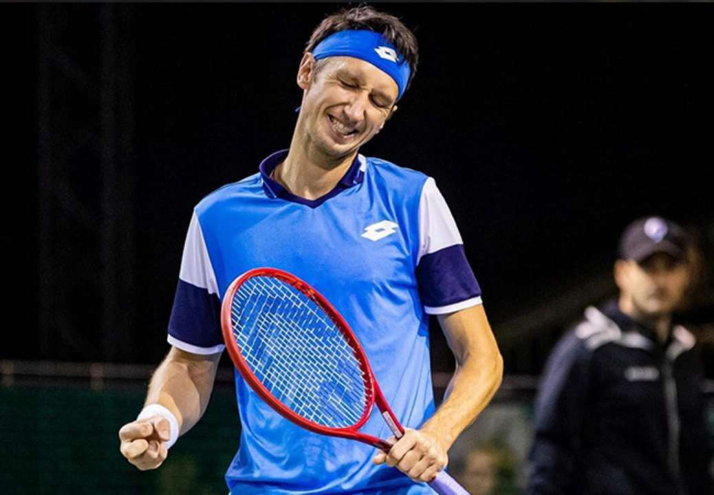 Стаховський обіграв росіянина на турнірі в Мельбурні