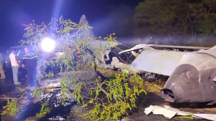 У ДБР назвали остаточні причини авіакатастрофи Ан-26 під Чугуєвом