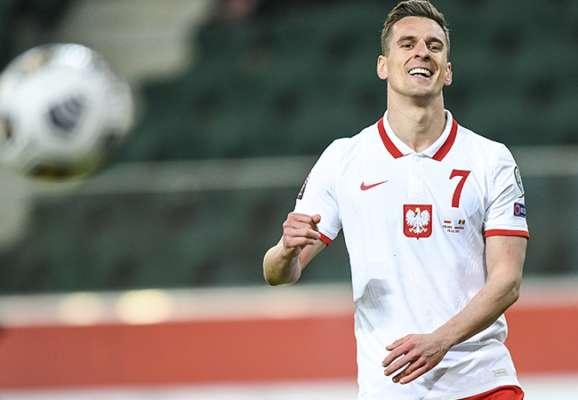 Форвард збірної Польщі Мілік не зіграє на Євро-2020