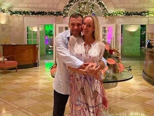 17 лет в браке. Шевченко поздравил жену с годовщиной свадьбы