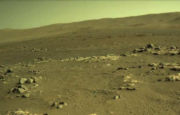 Вертоліт Ingenuity під час дев'ятого польоту на Марсі побив одразу кілька своїх рекордів