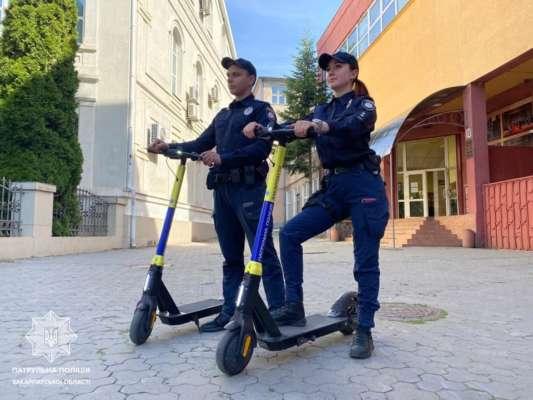 Фото: Патрульна поліція Закарпатської області