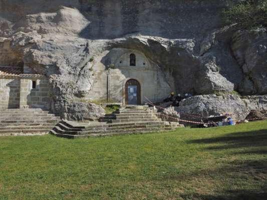 В Испании нашли необычную вестготскую гробницу. Фото