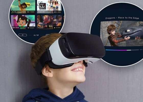 В США нарушения зрения у детей будут лечить очками виртуальной реальности