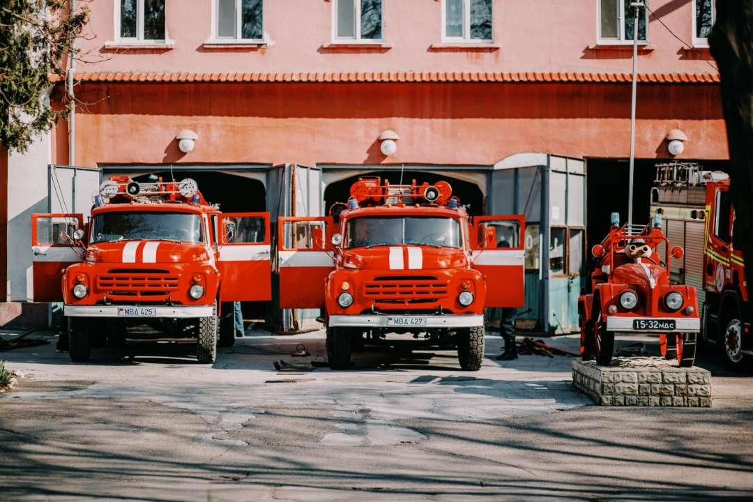 Пожежні машини