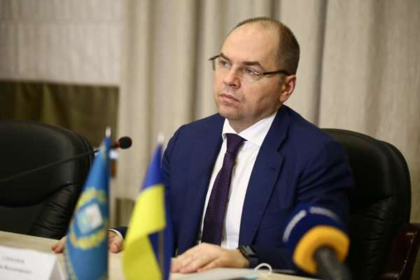 Рада звільнила очільника МОЗ Максима Степанова