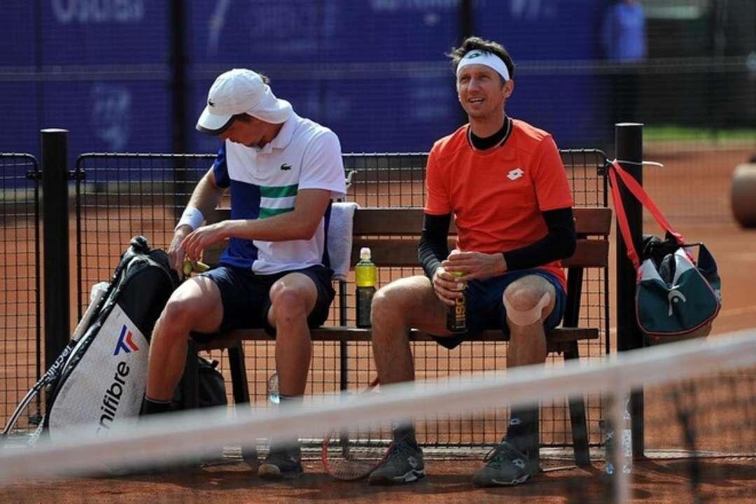 Стаховский пробился в парный финал на турнире в Чехии