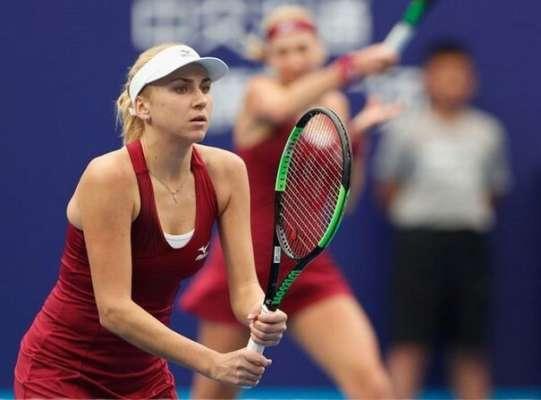Людмила Киченок вышла в полуфинал парного разряда на турнире в Ноттингеме