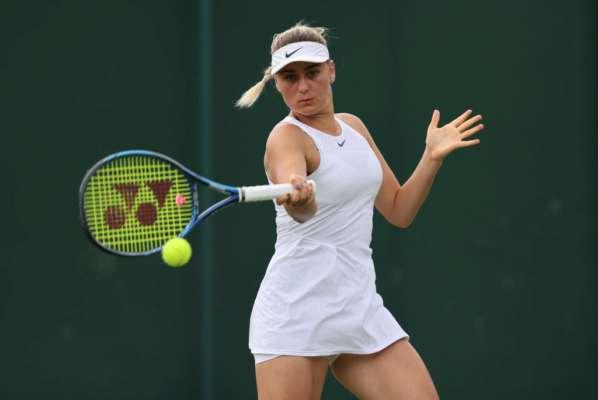 Українська тенісистка Костюк показала, як готується до нових перемог. Відео