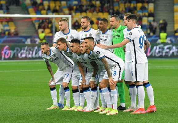 Кошмарная серия. Интер выиграл только 1 из 9 последних матчей в Лиге чемпионов
