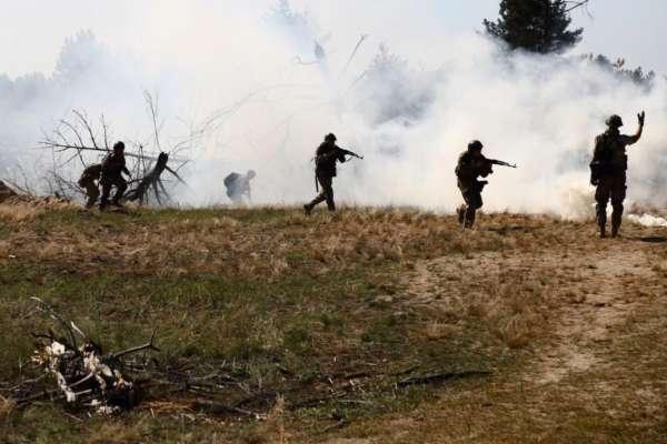 Бойовики активно обстрілюють позиції українських військових