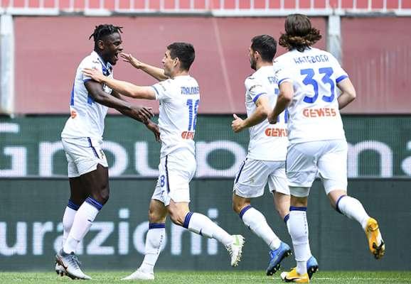 Аталанта третий год подряд сыграет в Лиге чемпионов