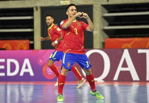 ЧМ по футзалу. Иран, Аргентина и Испания пробились в плей-офф