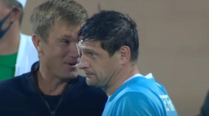 """Максимов: """"Селезньов говорив, що йому не дали дограти, щоб гол забити. Він же на рекорд йде"""""""