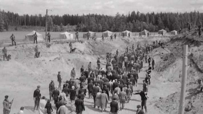 Розстрілювали над урвищем: СБУ відкрила архіви про Голокост