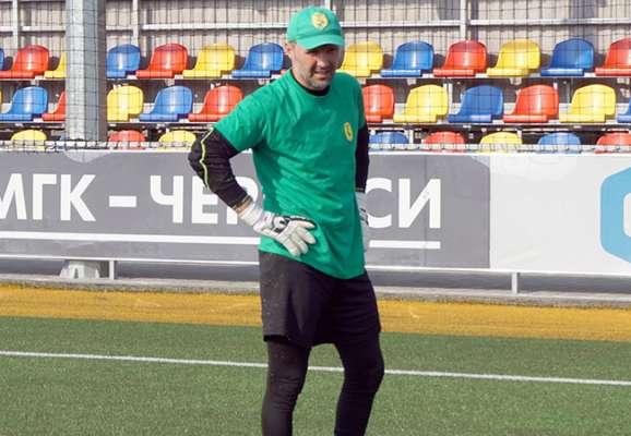 46-річний Рева вийшов в основі на матч Другої ліги