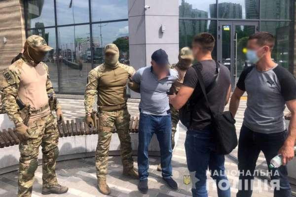 в Донецкой области блокировали торговлю людьми