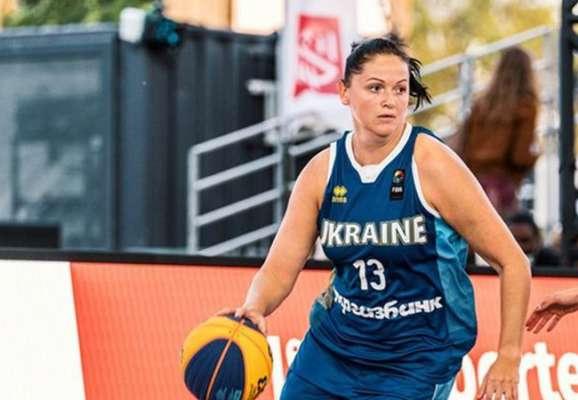 Баскетбол 3х3. Женская сборная Украины проиграла в 1/4 финала чемпионата Европы