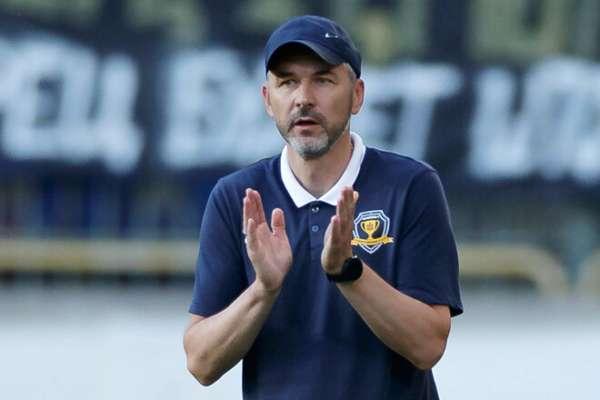"""Тренер Дніпра-1: """"Хлопці дуже поспішали через велике бажання забити перший гол"""""""