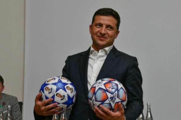 Зеленский обсудит с главой МОК вероятность проведения Олимпиады в Украине