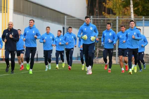 Буяльский и Миколенко вернулись в общую группу Динамо