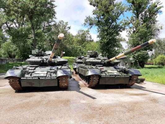 Украинская армия получила модернизированное вооружение