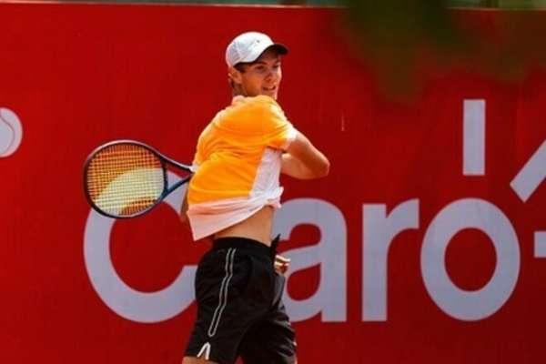 Сачко остановился в полуфинале парного разряда на турнире в Италии