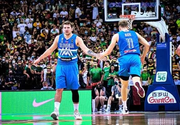 Дончич сделал разницу. Словения впервые в истории пробилась на Олимпиаду